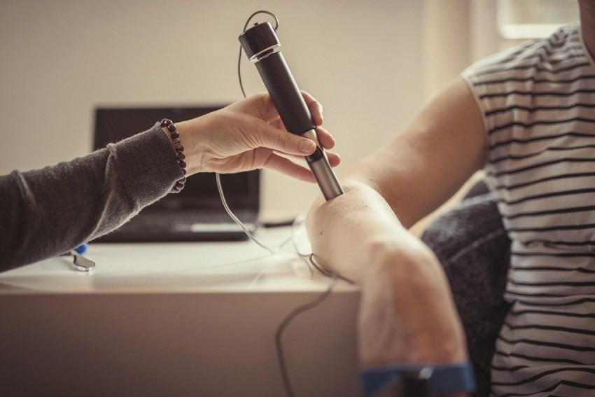 Thyroflex Testing Device